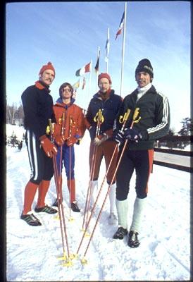 Cross Country Ski Tips Telemark Wisconsin